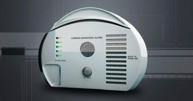 Detektor ogljikovega monoksida
