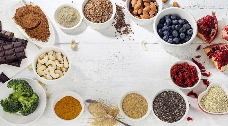 Superhrana – ekološka prehranska dopolnila