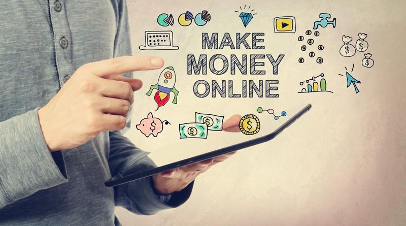 Trije načini za zaslužek na internetu
