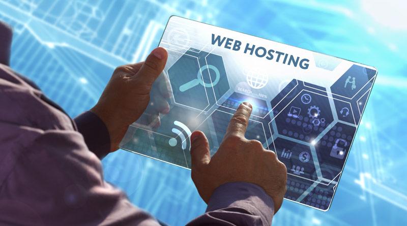 Izbor spletnega gostovanja