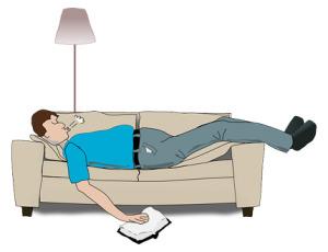 Smrčanje med spanjem