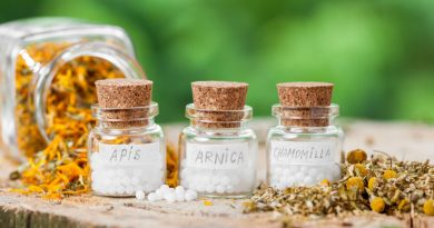 Homeopatsko zdravljenje