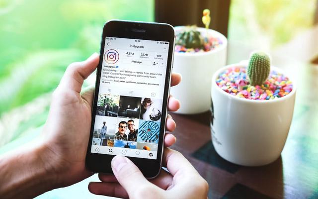 Socialno omrežje Instagram