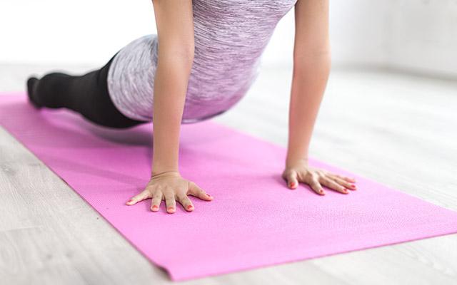 Pilates za odpravo celulita