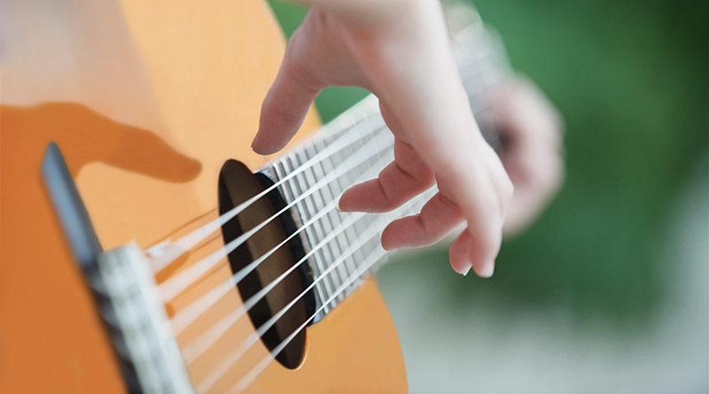 Strune za kitaro – vse, kar morate vedeti
